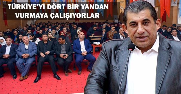 Başkan Atilla: Cumhurbaşkanlığı Sistemiyle Türkiye İvme Kazanacak
