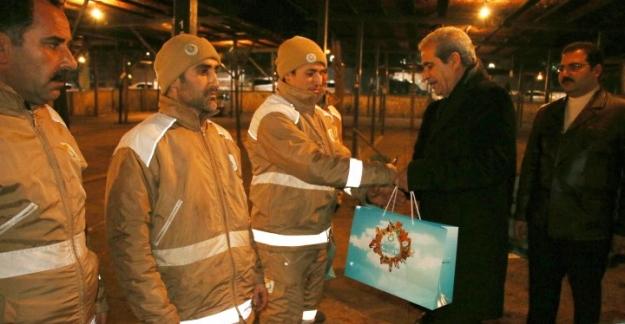 Başkan Fevzi Demirkol'dan Anlamlı Ziyaret