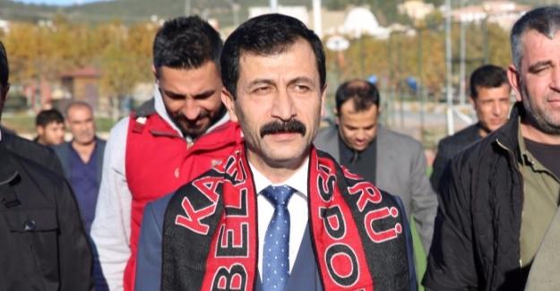 Başkan Mehmet Kudat'tan taraftarlara çağrı