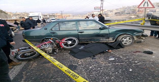 Birecik'te Ölümlü Trafik Kazası