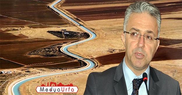 DSİ'den Diyarbakır'a 3 Milyar Liralık Yatırım