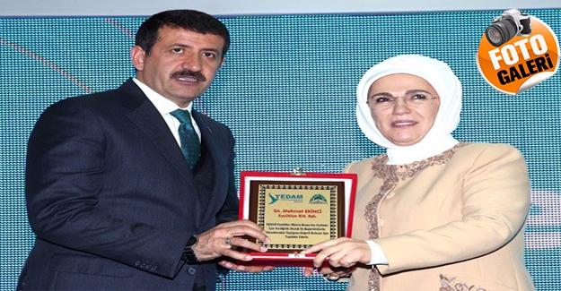 Emine Erdoğan Eyyübiye YEDAM'ı Açtı