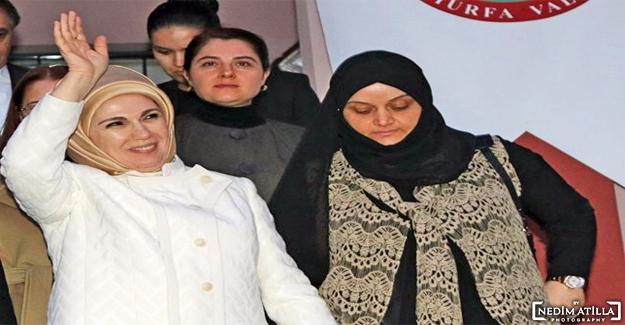 Emine Erdoğan Şanlıurfa'da YEDAM'ı Açacak