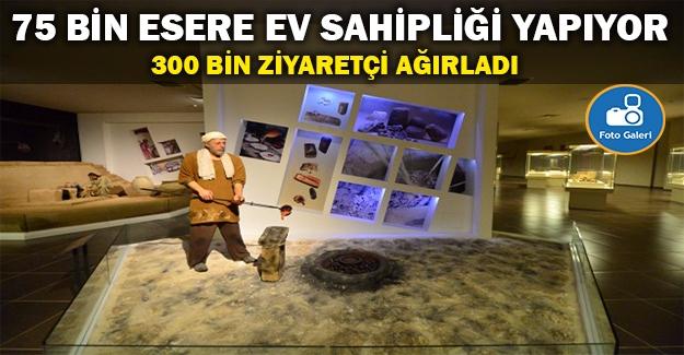 """""""En Büyük Müze""""de İnsanlık Tarihine Yolculuk"""
