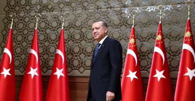 Erdoğan: 2 Bin Yıllık Devlet Geleneğimiz Var