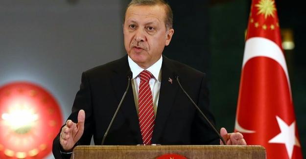 Erdoğan: Kirli Oyunlara Geçit Vermeyeceğiz