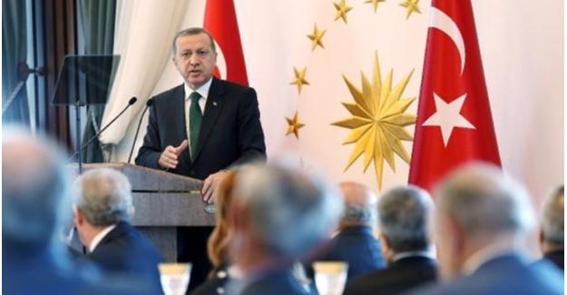Erdoğan Şanlıurfa'da Kanaat Önderleriyle Buluşacak