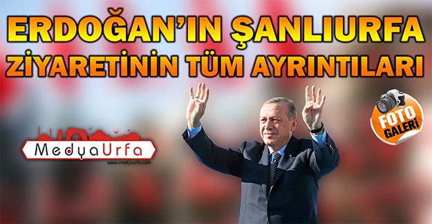 Erdoğan'ın Şanlıurfa Ziyaretinin Ardından