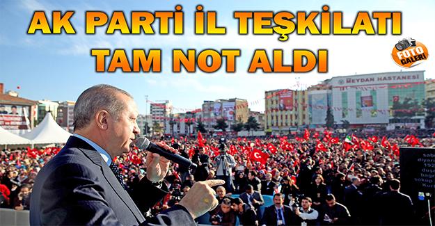 Erdoğan Şanlıurfa'dan Mutlu Ayrıldı