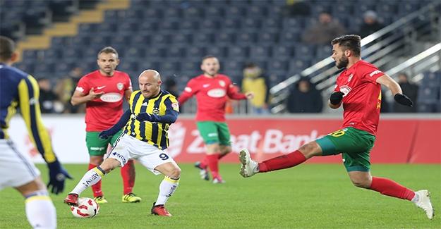 Fenerbahçe, Türkiye Kupası'nda Galibiyetle Turladı
