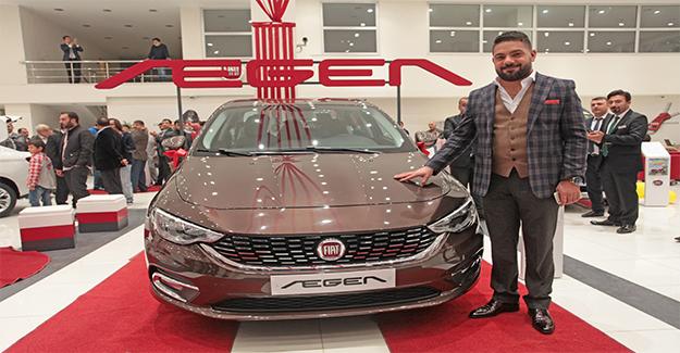 Fiat Egea, Türkiye'nin En Çok Tercih Edilen Otomobili Oldu