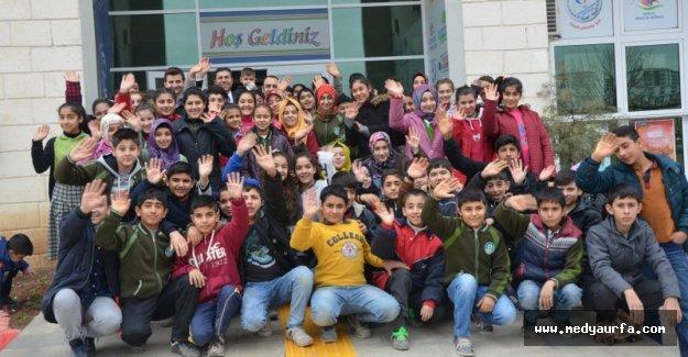 İbrahim Toru İpekyol Gençlik Merkezinde Konuştu