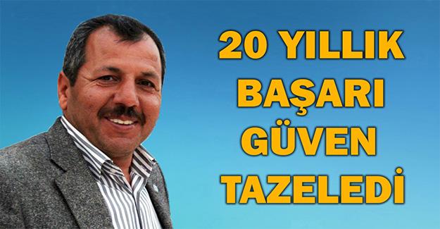 Mustafa Arslan Teşekkür Etti