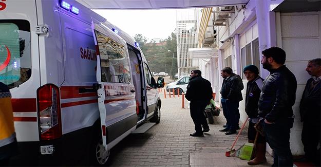 Siverek'te silahlı kavga: 1 ölü 4 yaralı