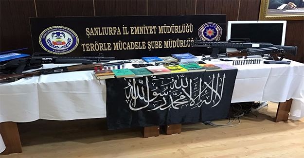 Şanlıurfa'da Terör Örgütlerin Operasyon