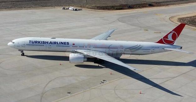 Şanlıurfa GAP Havalimanında Bir İlk Yaşandı.