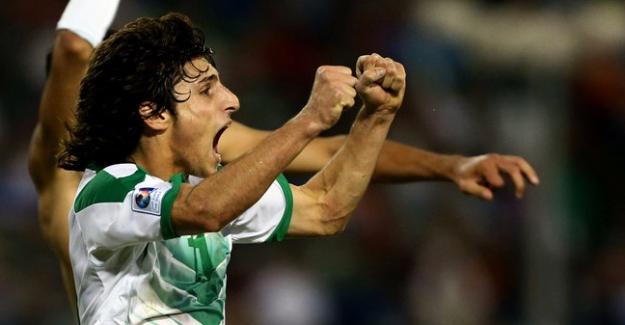 Şanlıurfaspor, Iraklı Futbolcuyla Görüşüyor