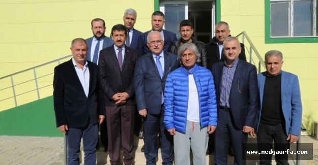 Şanlıurfaspor'a Moral Ziyareti