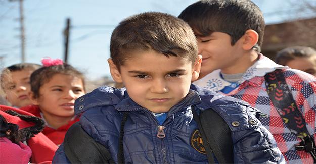 Siverekli Öğrenci Biriktirdiği Harçlığını Haleplilere Gönderdi
