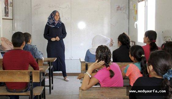 Suriye'nin Çocuklarını Okutan Şehir Şanlıurfa