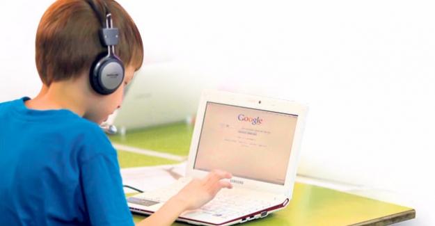 Tatilde Çocukların İnternet Kullanımına Dikkat