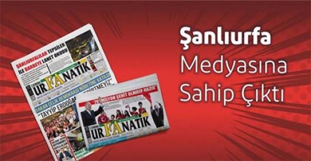 Urfanatik Gazetesi Yeniden Açıldı
