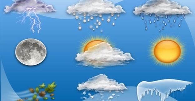 Yeni Haftada Hava Durumu