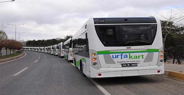 Yeni Otobüsler Hizmete Giriyor
