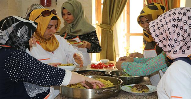 Yöresel Yemek Kursları Başvuruları Başladı