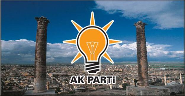 AK Parti Şanlıurfa'da Sahaya İniyor