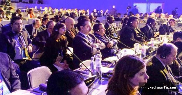 Bakan Çelik IFAD 40. Guvernörler Konseyi Toplantısına Katıldı