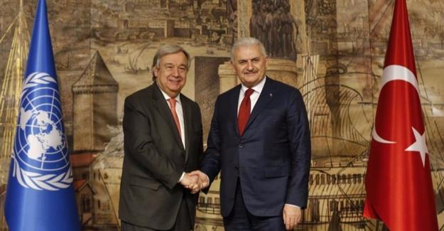 Başbakan Yıldırım: BM'nin Esaslı Reform İhtiyacı Var