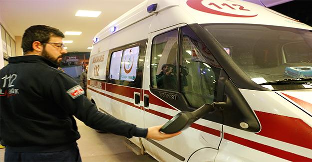 Bozova'da Ambulansı Durdurup Yaralılara Saldırmak İstediler