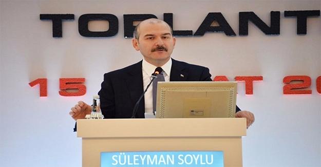 İçişleri Bakanı Süleyman Soylu: Türkiye Hiç Kimseyi Kapıdan Çevirmemiştir