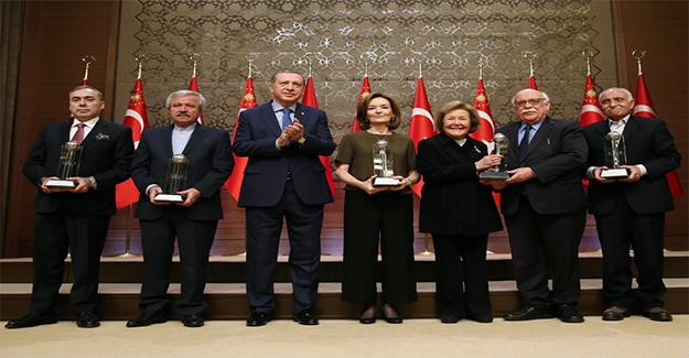 Erdoğan: Kültür ve Sanatı Küçümseyen Toplumlar Kaybetmeye Mahkumdur
