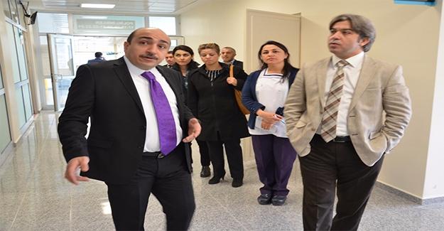 Mehmet Akif İnan Hastanesi Karaköprü'ye Ek Hizmet Bİnası Açıyor