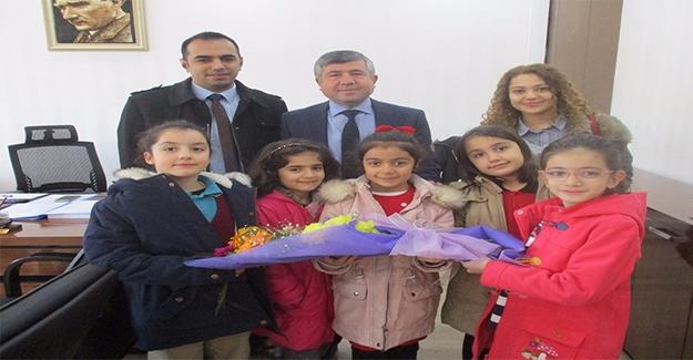 Milli Eğitim Bakanlığı, Haliliye'deki 129 Öğrenciye Ödül Verdi