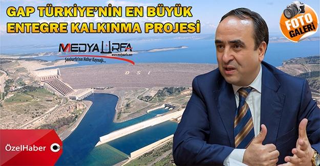Müsteşar Özkaldı: Tüm İlçelerimiz İçme Suyuna Kavuşacak