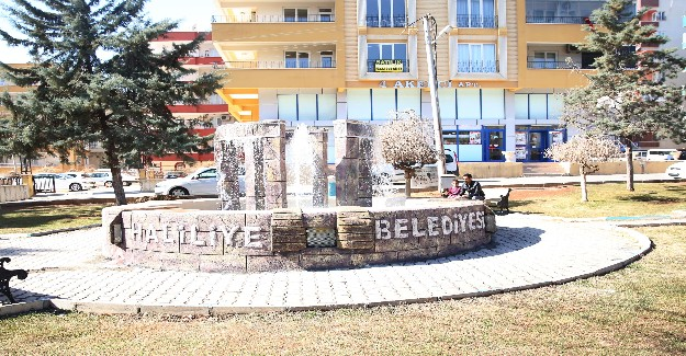 Parklar Haliliye Belediyesi ile Değişiyor
