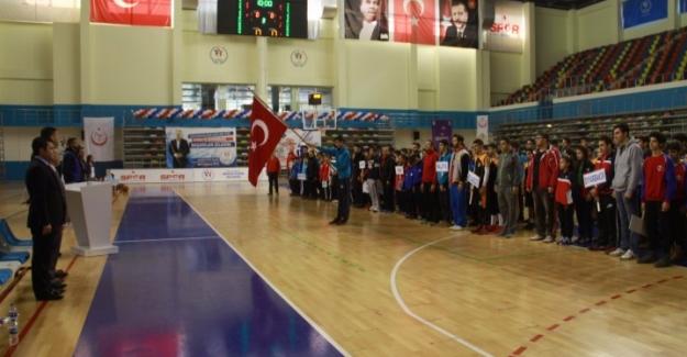Şanlıurfa Anadolu Yıldızlar Ligine Ev Sahipliği Yaptı