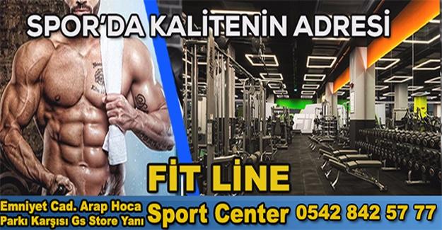 Şanlıurfa Fit Line Sport Center Sizleri Bekliyor