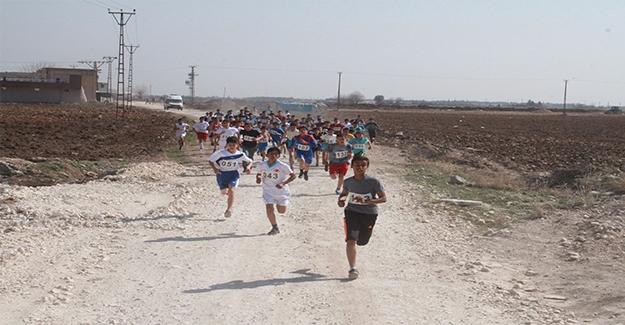 Urfa'nın 13 İlçesi Krosta Yarıştı