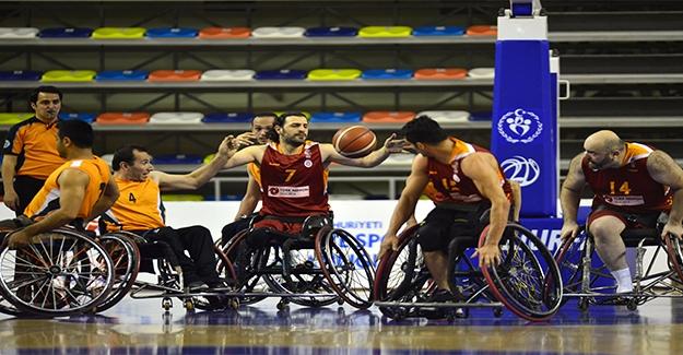 Şanlıurfalı Engelli Basketçiler Telafi Peşinde