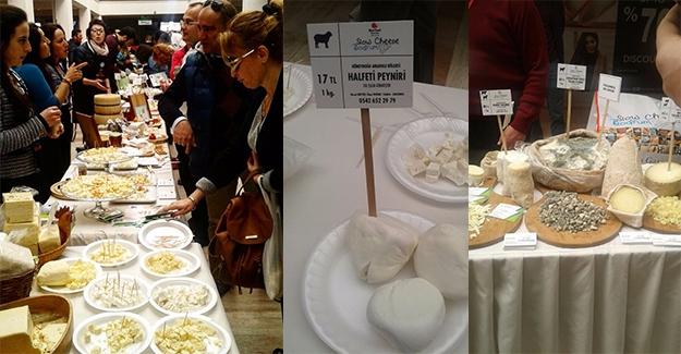 Halfeti Peyniri Dünya Liginde