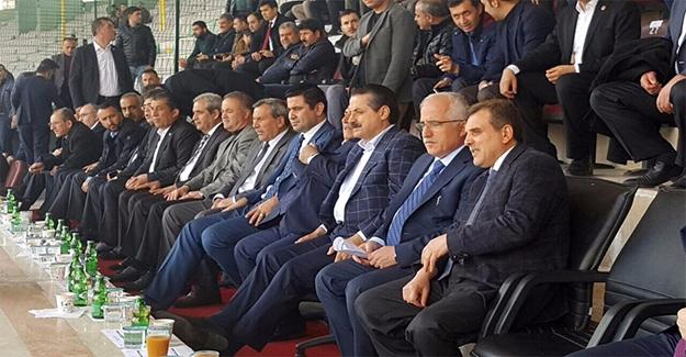 Resmi Erkan Şanlıurfaspor'u Yalnız Bırakmadı