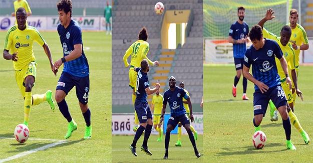 Şanlıurfaspor: 1 Adana Demirspor: 2