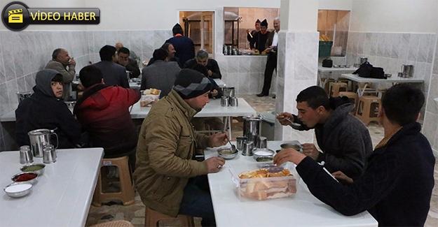 Suruç'ta Çorba Evi Açıldı