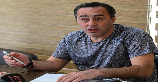 Temizkanoğlu: Her Maça 3 Puan İçin Çıkmak Zorundayız