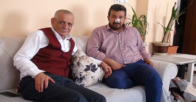 CHP Viranşehir İlçe Başkanı Darpedildi