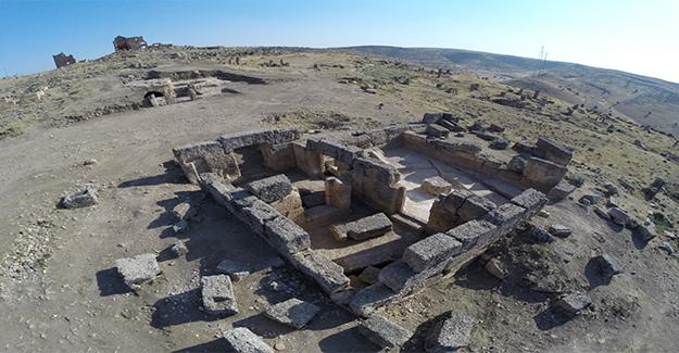 Diyarbakır'da 700 Yıllık Yer Altı Tapınağı Bulundu